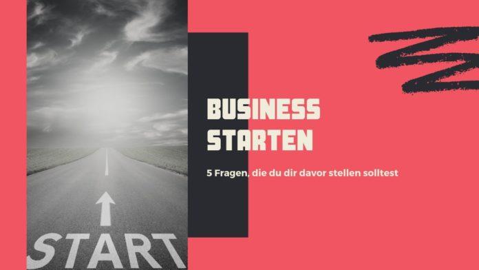 Business starten