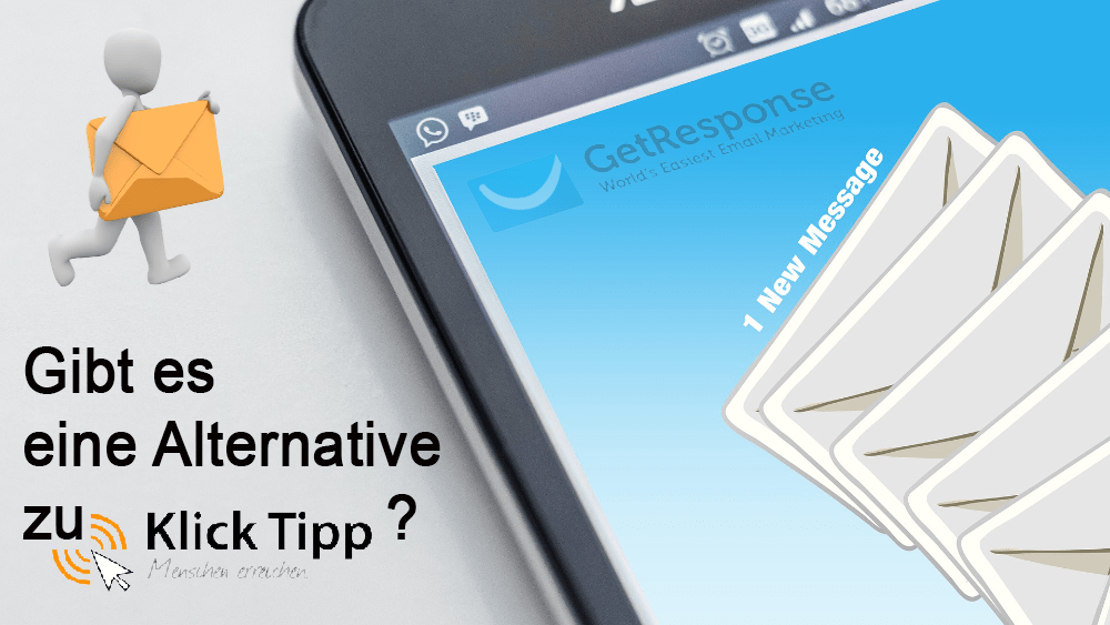 Klick Tipp Alternative GetResponse