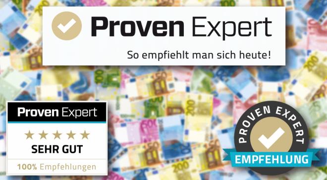 Proven Expert – Das Bewertungswidget für Dienstleister