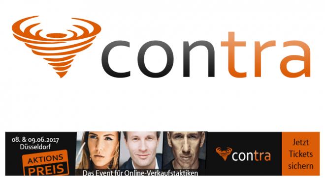Die Contra 2017 in Düsseldorf – Online Marketing Event