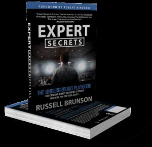 Expert Secrets von Russell Brunson