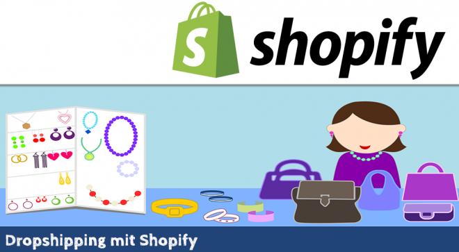 Dropshipping mit Shopify