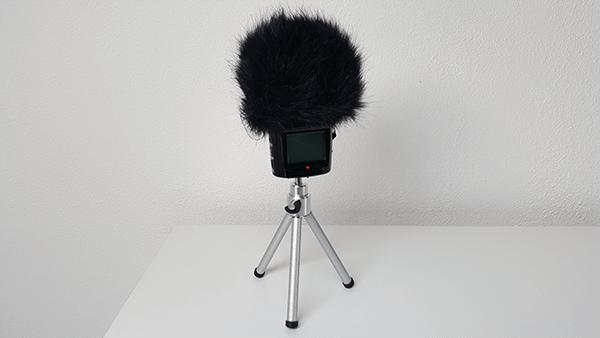 h2n zoom podcast mikrofon