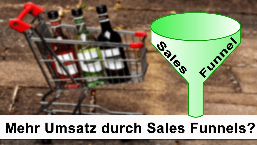 Mehr umsatz durch sales funnels