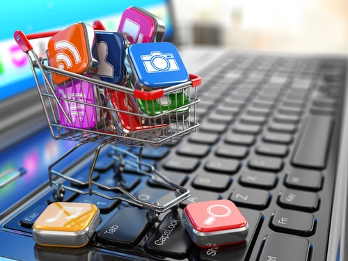Onlineshop kostengünstig erstellen