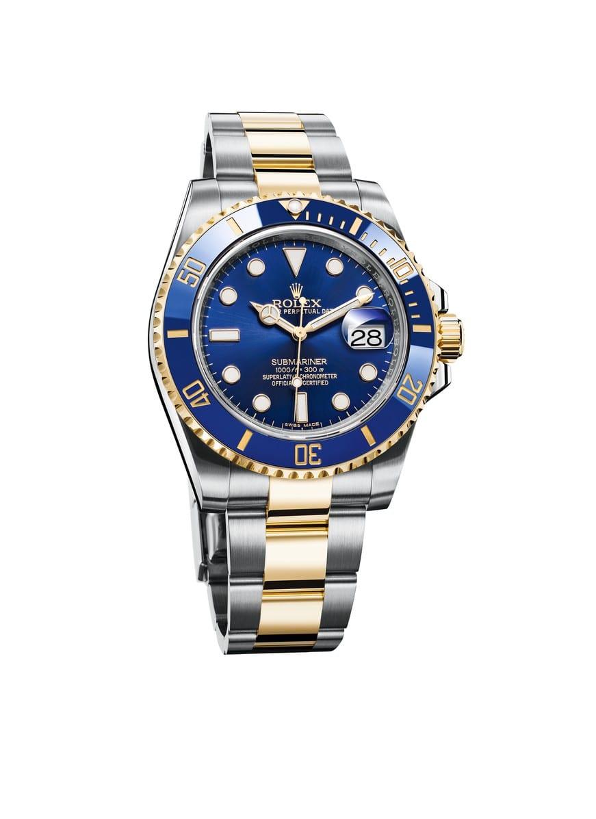 Submariner_Date_116613LB
