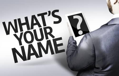 Firmennamen finden