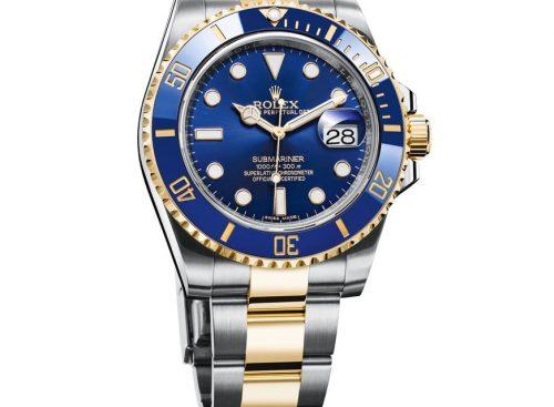 Ist das die geilste Uhr der Welt? Rolex Submariner Date!