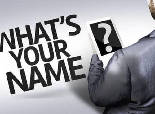 Den perfekten Firmennamen für ein Unternehmen finden